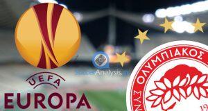 Olympiacos in UEFA Europa League