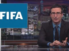 FIFA and the World Cup by John Oliver