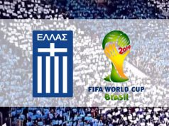 Greece in World Cup 2014