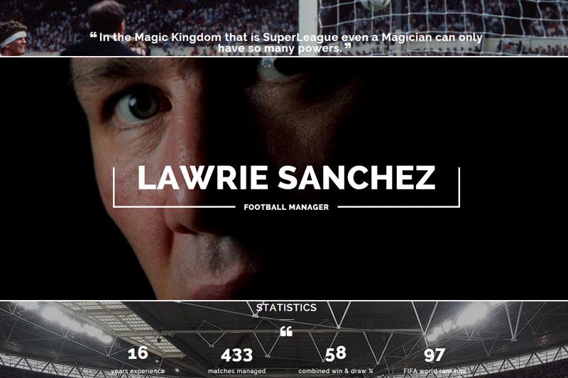 Lawrie Sanchez