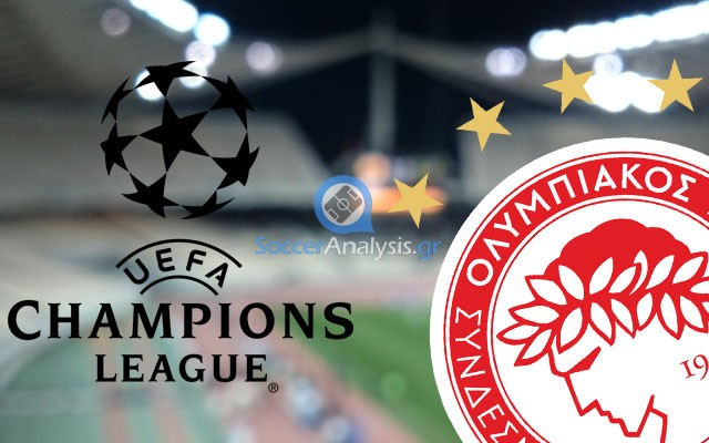 Olympiacos in UEFA Champions League