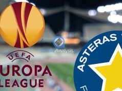 Asteras Tripolis in UEFA Europa League