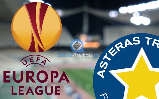 Asteras Tripolis in UEFA Europa League