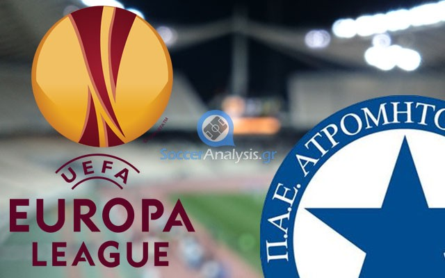 Atromitos in UEFA Europa League