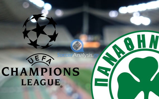 Panathinaikos in UEFA Champions League